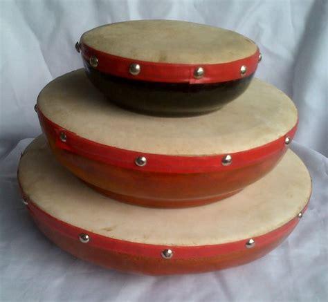 Marakas Kayu Mainan Musik Bayi rebana tk besar mainan kayu