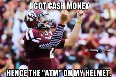 Johnny Manziel Meme - johnny manziel logic daily snark