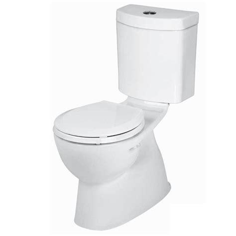 caroma bondi 270 easy height dual flush toilet eco