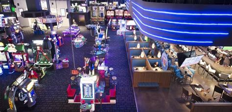 dave s ls kansas city dave buster s to open with giant arcade floor triple
