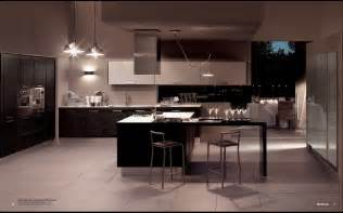 Kitchen Interiors Images Metropolis Modern Kitchen Interior Decor Stylehomes Net