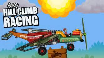 hill climb racing new cars hill climb racing aircraft create car