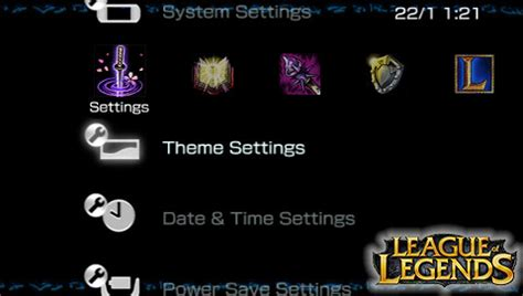 Psp Themes Zip | league of legends psp theme 1 by yiyo chan on deviantart