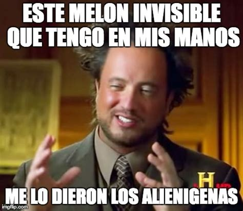 Blank Aliens Meme - ancient aliens guy meme memes