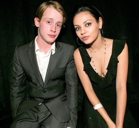 what does dillen dryers husband look like mila kunis remembers this about dating macaulay culkin