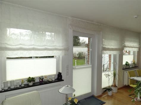 Plissee Wohnzimmer by 1000 Images About Plissee Pleated Blinds On