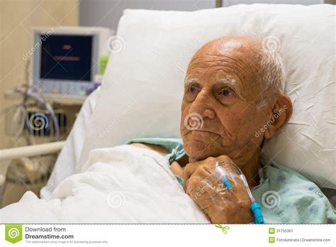 old man in bed that story about a catholic priest dying seeing god as a
