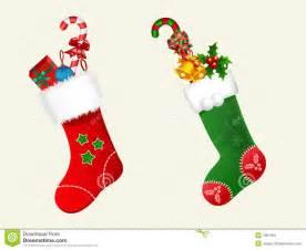 Christmas stockings stock photos image 7081493