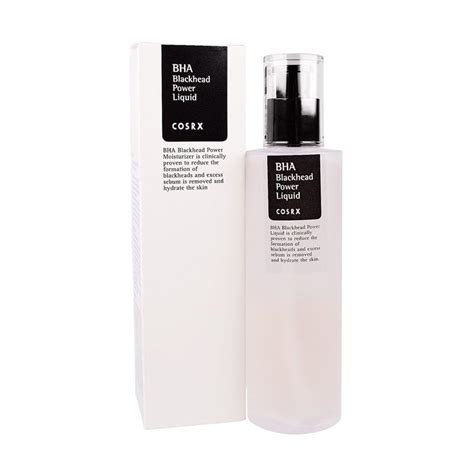 Daftar Serum Wajah jual cosrx bha blackhead power liquid serum wajah 100 ml harga kualitas terjamin
