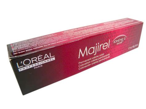 loreal coloring discount l oreal professionnel majirel permanent creme color ionene g incell loreal coloring buy l oreal professionnel majirel the hair color treatment ionene g hair