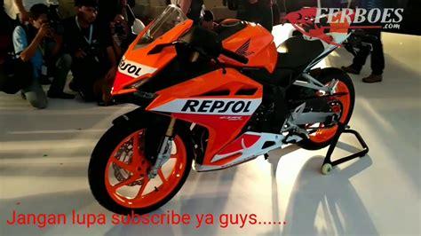 Kaos Cbr 250rr Special Edition Karimake all new honda cbr250rr repsol edition 2017