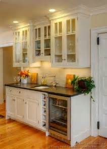 Bar Kitchen Cabinets Wet Bar Picture Ideas Pictures Of Kitchens Traditional
