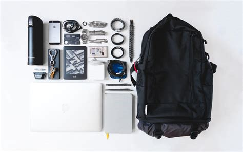 backpack to carry 10 laptop bags to everyday carry back to school in 2017 everyday carry