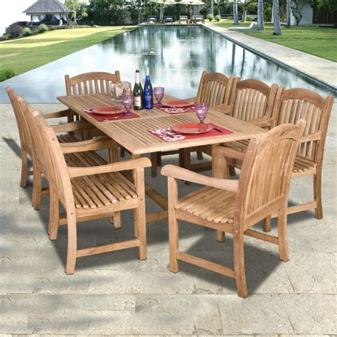 teak patio furniture sale costco outdoor decorations