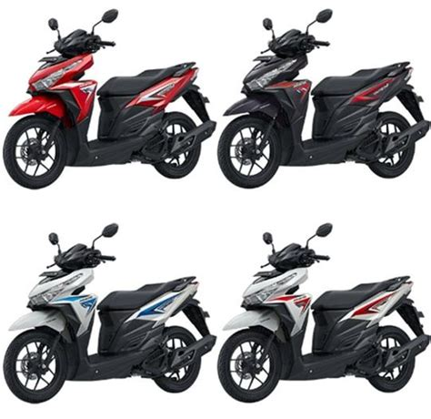 Honda Vario 125 Esp Spare Part Harga vario 125 holidays oo