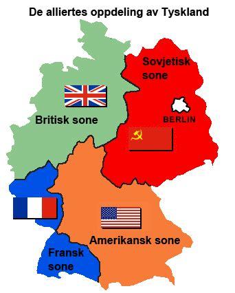 tyskland etter 1945 – denazifisering hl senteret
