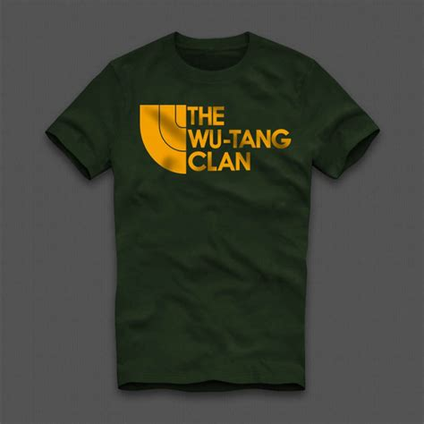 T Shirt Wu Tang Clan the wu tang clan t shirt wehustle menswear womenswear