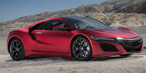 2018 nsx type r 2018 acura nsx vehicles on display chicago auto show