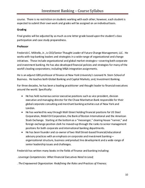Tiaa Global Asset Management Summer Mba Internshi by Nyu Cover Letter Investment Banking