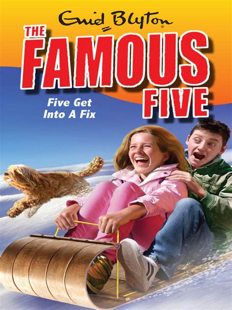 five get into a fix ebook five series book 17 by enid blyton 2011 waterstones