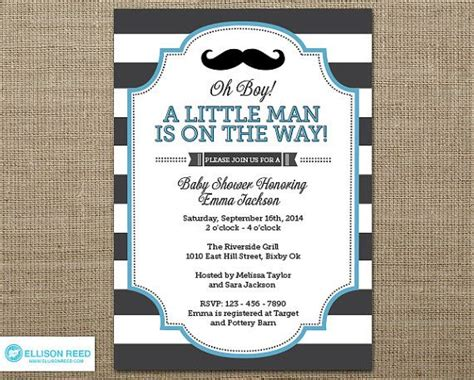 free mustache baby shower invitation templates invitation mustache invitation