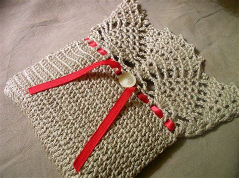 free pattern crochet drawstring bag crochet this simple pineapple top bag you may use it as a