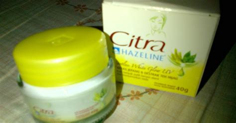 Citra Hazeline Teh Hijau welcome to citra hazeline spotless white glow uv review