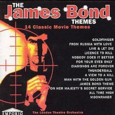 james bond themes london theatre orchestra james bond themes london theatre orchestra musicmagpie