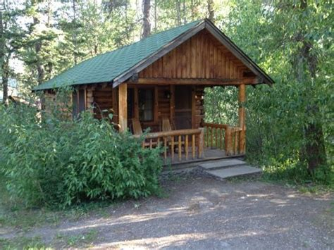 Shoshone Lodge Cabins by Cabin With A Small Picture Of Shoshone Lodge