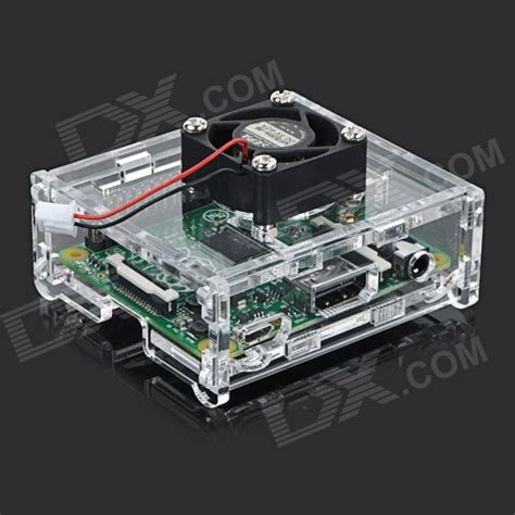 Termurah Raspberry Pi Zero W Include Cassing Led Minihdmi 3 in 1 256mb ram raspberry pi model a project board w fan green free shipping