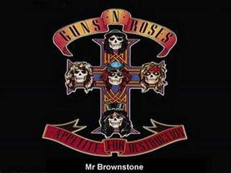 Free Download Mp3 Guns N Roses Mr Brownstone | guns n roses mr brownstone youtube