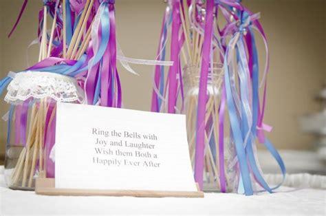 Wedding Bell Ribbon Wands by Ribbon Wands Weddingbee Photo Gallery