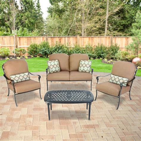 Edington Replacement Cushion Set Garden Winds