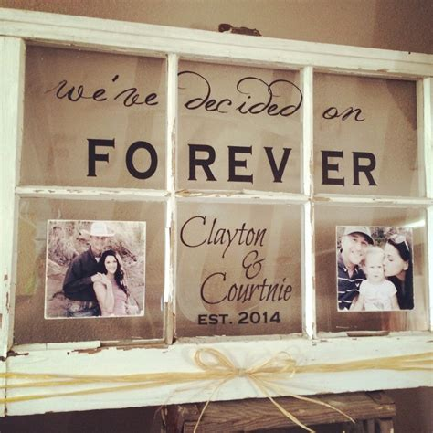 Home Decor Signs Shabby Chic old window wall hanging custom family name established