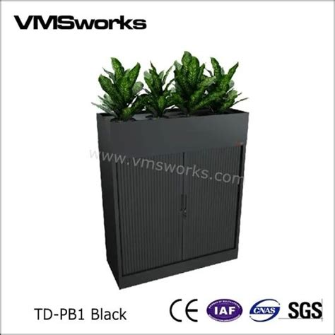 Office Planter Boxes by China Tambour Door Cupboard And Stylish Steel Evolution