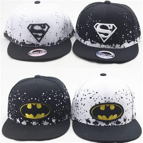 Topi Baseball Karakter Batman Logo 1 kopen wholesale jongens batman cap uit china jongens batman cap groothandel aliexpress