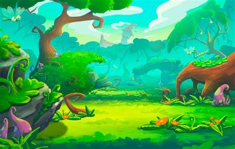 wallpaper cartoon videogames game background concept sketch by dearcane on deviantart