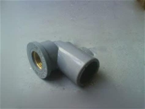 Keran Pvc jual aneka bahan bangunan pipa selang keran air valve