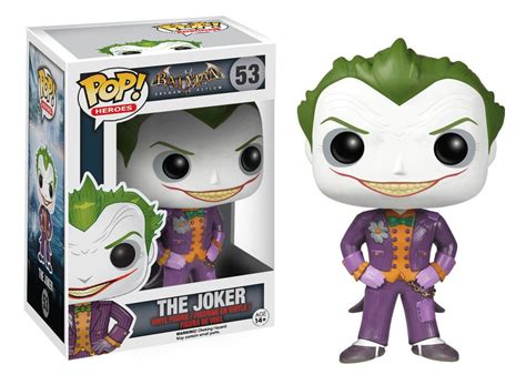 pop heroes arkham asylum joker funko