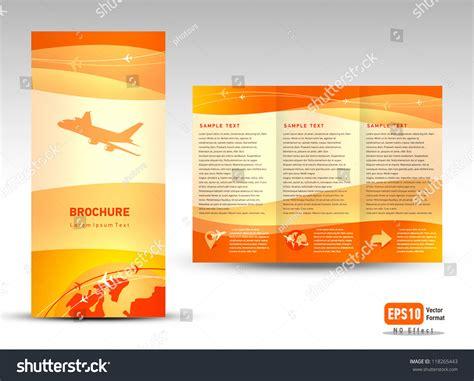 43 travel brochure templates free sample example