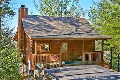 one bedroom cabins in pigeon forge pigeon forge cabin a private getaway 1 bedroom