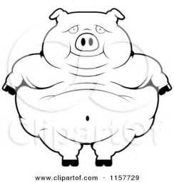 Royalty Free Pig Illustrations By Cory Thoman Page 1 sketch template