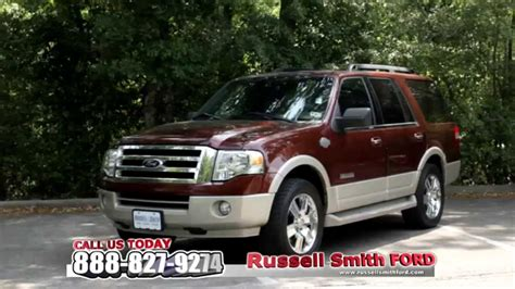 ford expedition king ranch 2008 ford expedition king ranch cerified pre owned