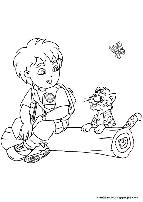 Stop Think Go Coloring Page Coloring Pages Go Coloring Pages