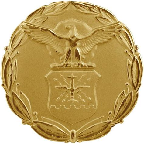 Decoration For Exceptional Civilian Service by Af Exceptional Civilian Service Medal Lapel Pin Usamm
