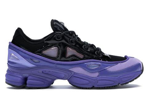 adidas ozweego 3 raf simons purple black b22539