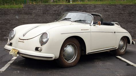 Porsche 356 Super Speedster by Super Project 1957 Porsche 356 Speedster