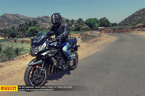 Suzuki Bandit India Bike 08 Suzuki Bandit Bandit Like A Gentleman