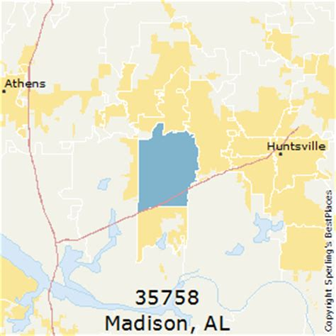 section alabama zip code best places to live in madison zip 35758 alabama