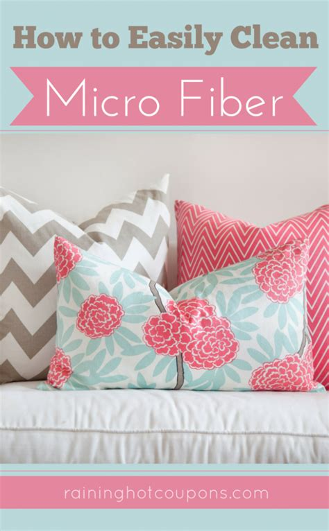 windex to clean microfiber couch how to easily clean microfiber